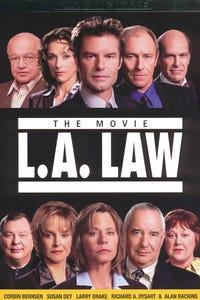 L.A. Law: The Movie as Stuart Markowitz