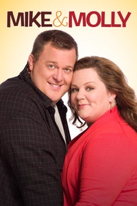 Mike & Molly as Old Woman