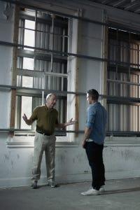 Tom Kemp as Foreman