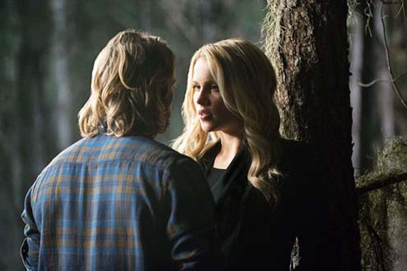 """The Originals - Season 1 - """"Crescent City"""" - Chase Coleman and Claire Holt"""