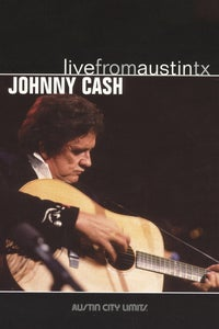 Live From Austin TX: Johnny Cash