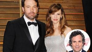 Mark Ruffalo Blames Ben Affleck For Coming Between Him and Jennifer Garner