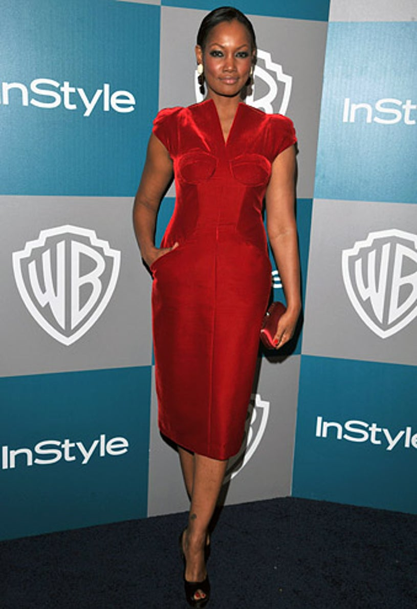 Garcelle Beauvais - The 13th Annual Warner Bros. and InStyle Golden Globe after party, January 15, 2012