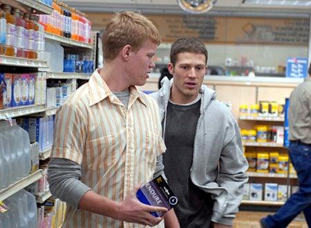 "Friday Night Lights - ""I Think We Should Have Sex"" - Jesse Plemons as Landry, Zach Gilford as Matt"