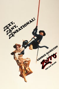 Zorro, the Gay Blade as Florinda