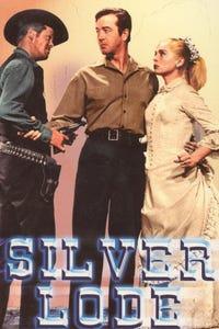 Silver Lode as Rose Evans