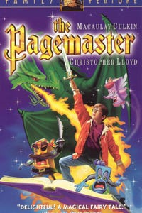 The Pagemaster as Richard Tyler