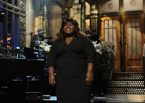 "Saturday Night Live - Season 35 - ""Gabourey Sidibe"" - Gabourey Sidibe"