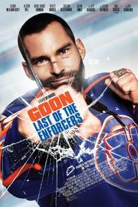 "Goon: Last of the Enforcers as Ross ""The Boss"" Rhea"
