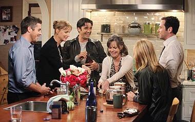 "Brothers & Sisters - Season 5 - ""An Ideal Husband"" - Dave Annable, Rachel Griffiths, Gilles Marini, Sally Field, Calista Flockhart, Matthew Rhys"