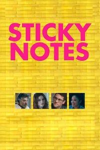 Sticky Notes as Bryan