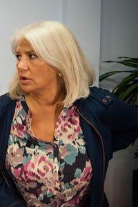 Denise Black as Bertha of Bath