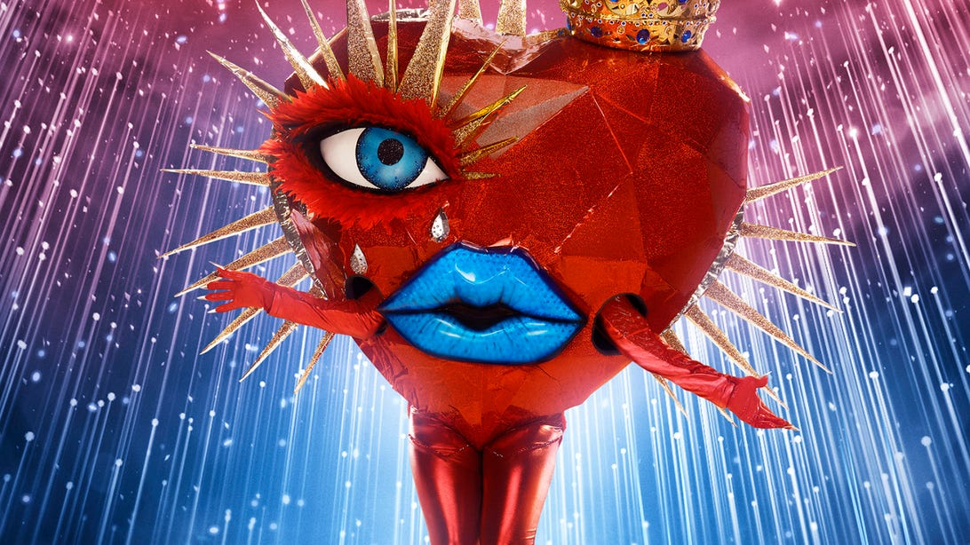 Queen of Hearts, The Masked Singer