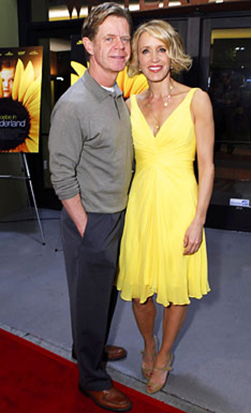 """Felicity Huffman and William H. Macy - The Film Independent screening of """"Phoebe In Wonderland"""" in Beverly Hills, March 1, 2009"""