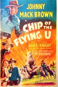 Chip of the Flying U as J.G. Whitmore