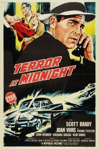 Terror at Midnight as Fred Hill