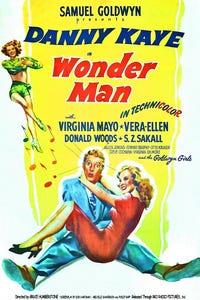 Wonder Man as Man on Bus