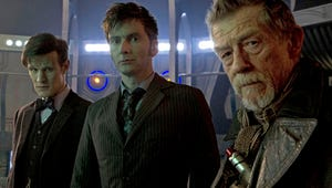 VIDEO: Watch the First Doctor Who 50th Anniversary Trailer