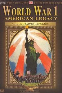 World War I: American Legacy as Narrator