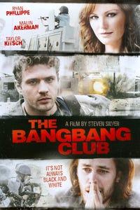 The Bang Bang Club as Robin Comley
