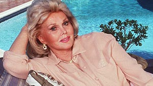 Zsa Zsa Gabor's Husband Wins Temporary Control of Her Affairs