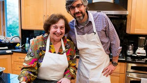Holiday Eats Video: Mo Rocca Learns How to Make Miracle Coffee Cake!