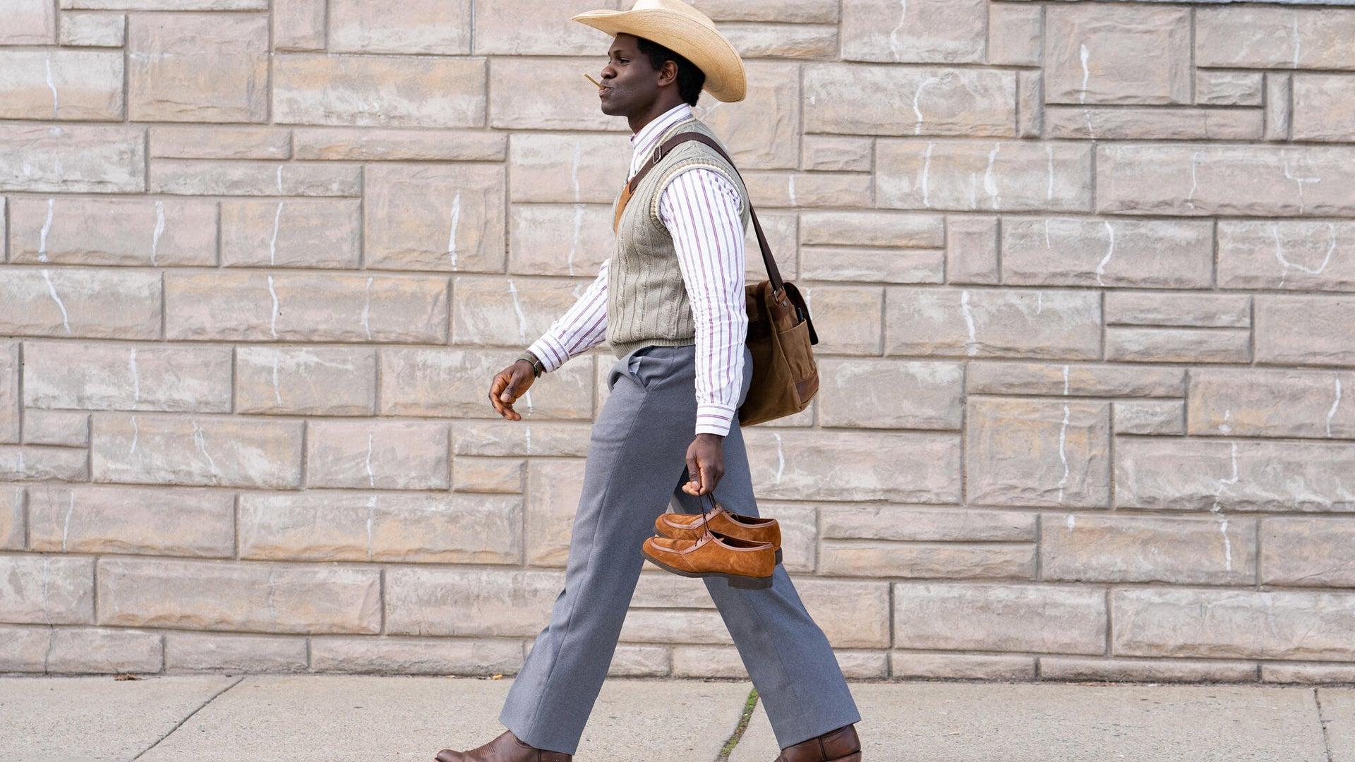 The Cowboy, Little America