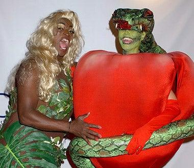 Seal and Heidi Klum - Heidi's Halloween party, October 31. 2006