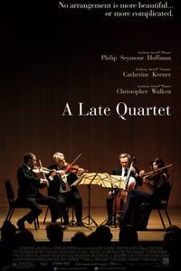 A Late Quartet as Daniel Lerner (Violin)