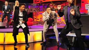 Fresh Prince Reunion Video: Will Smith, Alfonso Ribeiro and Jazzy Jeff Do The Carlton Dance