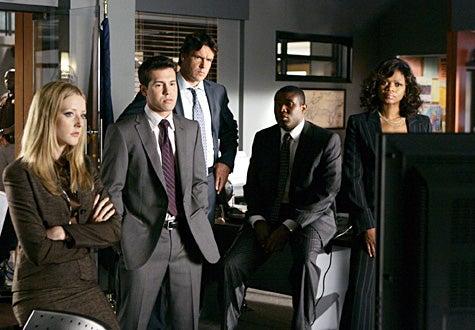 Close to Home - Season 2 cast