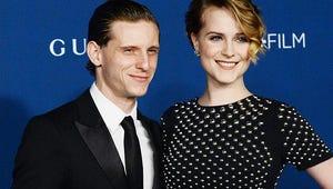 Evan Rachel Wood and Jamie Bell Separating