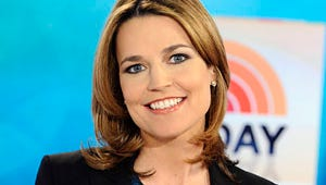VIDEO: Savannah Guthrie Makes Her Today Debut