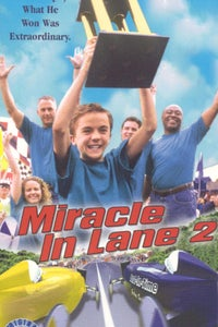 Miracle in Lane Two as Sheila Yoder