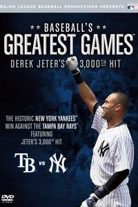 Derek Jeter 3K
