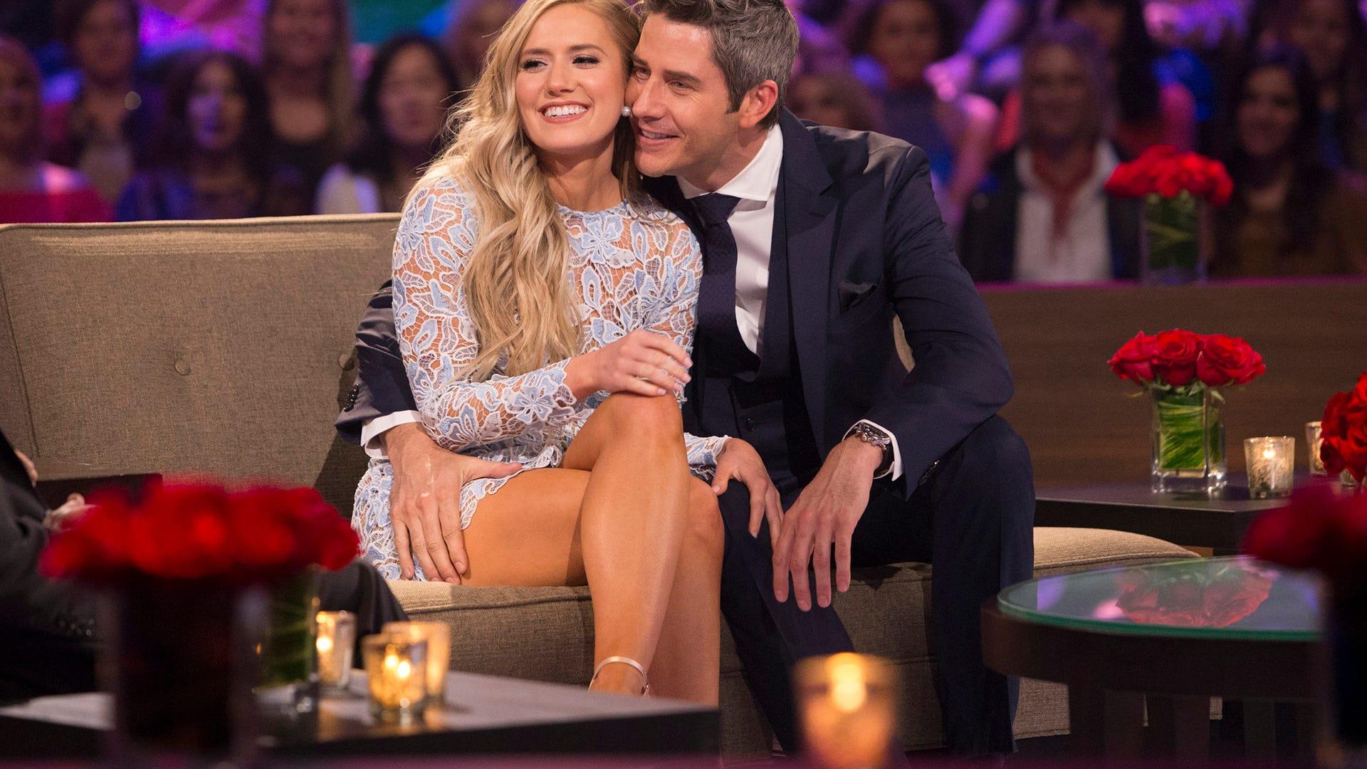 Lauren Burnham and Arie Luyendyk Jr., The Bachelor
