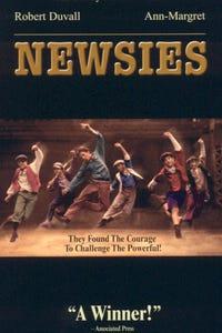 Newsies as Bunsen
