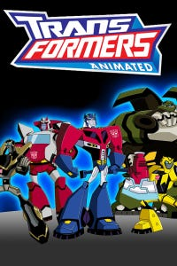 Transformers Animated as Bumblebee
