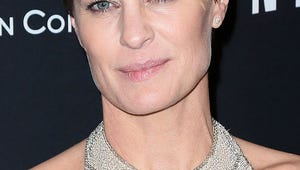 Robin Wright Opens Up About Her (Much) Younger Fiancé, Botox and Sean Penn