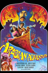 Arabian Adventure as Wazir Al Wuzara