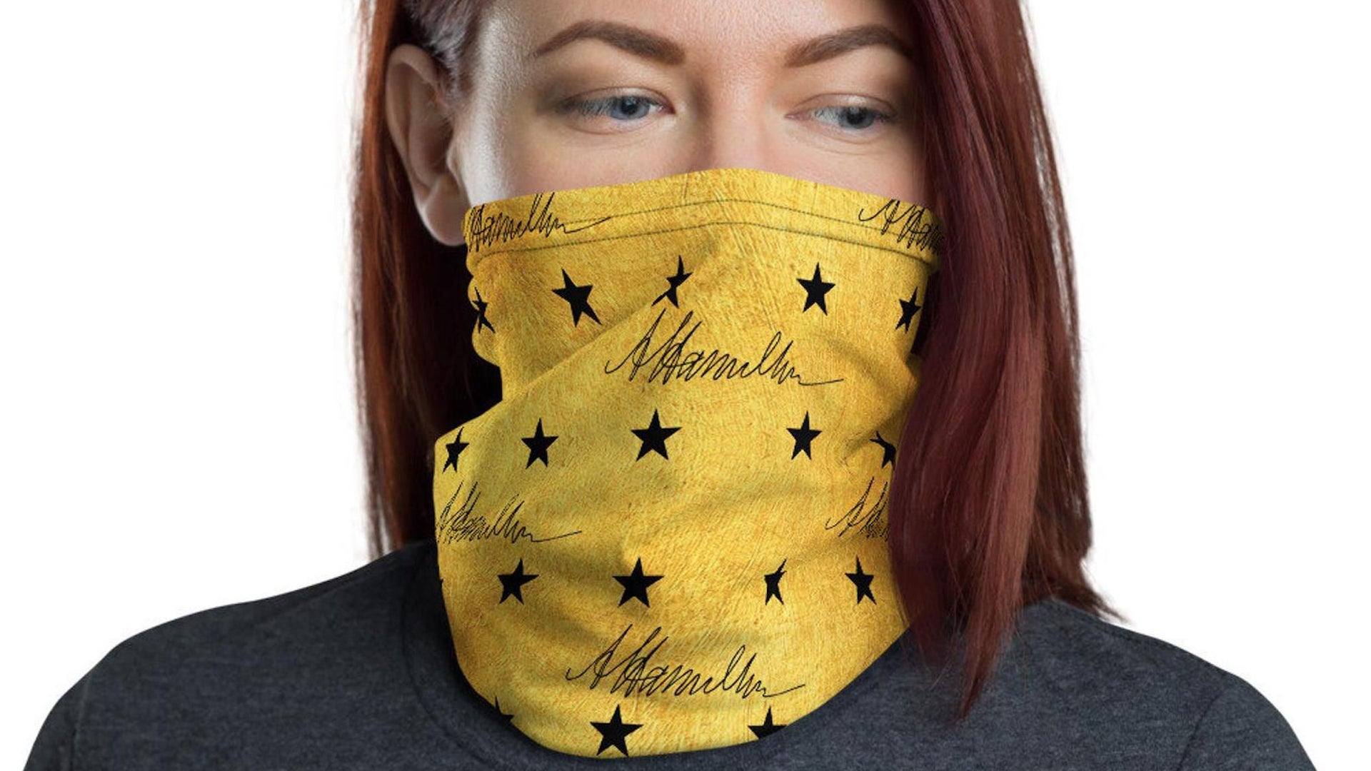 Hamilton Face Mask