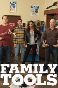 Family Tools as Jack Shea