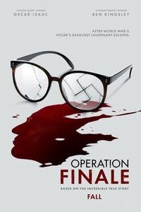 Operation Finale as Peter Malkin
