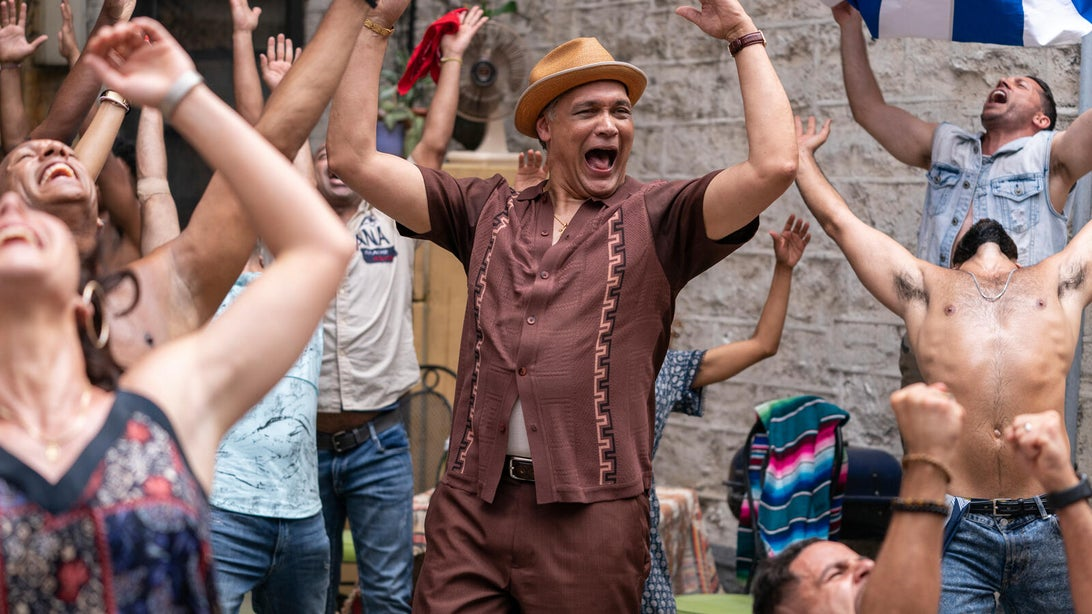 Jimmy Smits, In the Heights