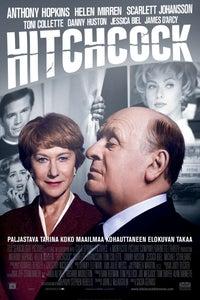 Hitchcock as Peggy Robertson
