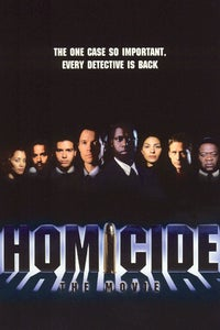 Homicide: The Movie as Al Giardello