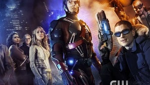 Get Your First Look at DC's Legends of Tomorrow