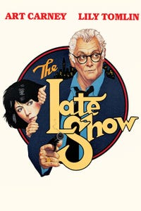 The Late Show as Harry Regan