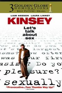 Kinsey as Professor Smithson