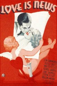 Love Is News as Egbert Eggleston
